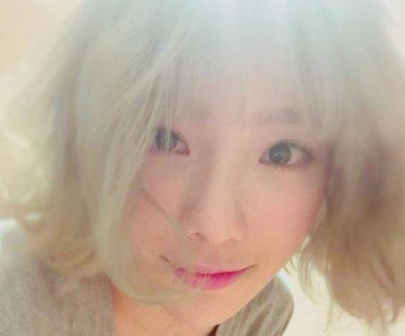 [少女时代金泰妍短发]少女时代金泰妍发型
