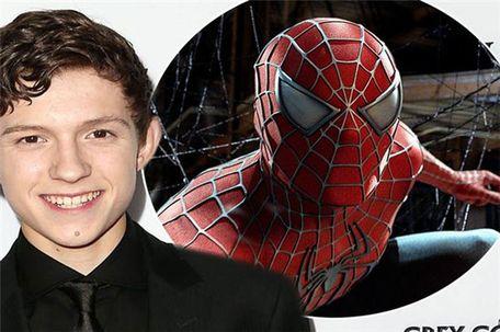 汤姆 赫兰德将担任蜘蛛侠新片男主角