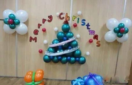 幼儿园圣诞节手工环境装饰,圣诞必备!