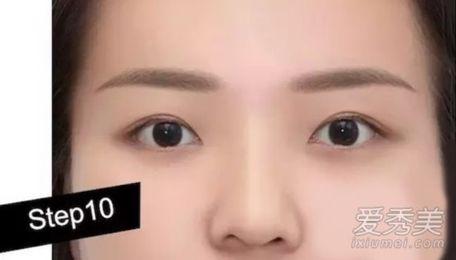 用眉笔画眉毛的技巧 在纸上画眉毛的技巧