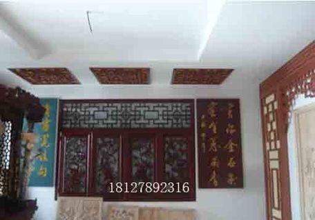 明式门窗,红木门窗,中式古典窗户,古典玄关,古典中式门窗,古典花格